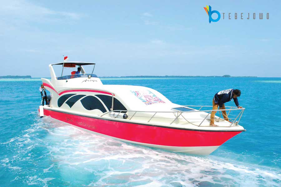 luxury speedboat ancol